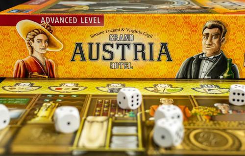 Grand Austria Hotel - a forgandó szerencse szállója