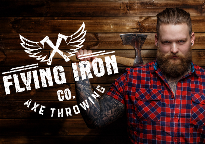 Flying Iron Co. Axe Throwing