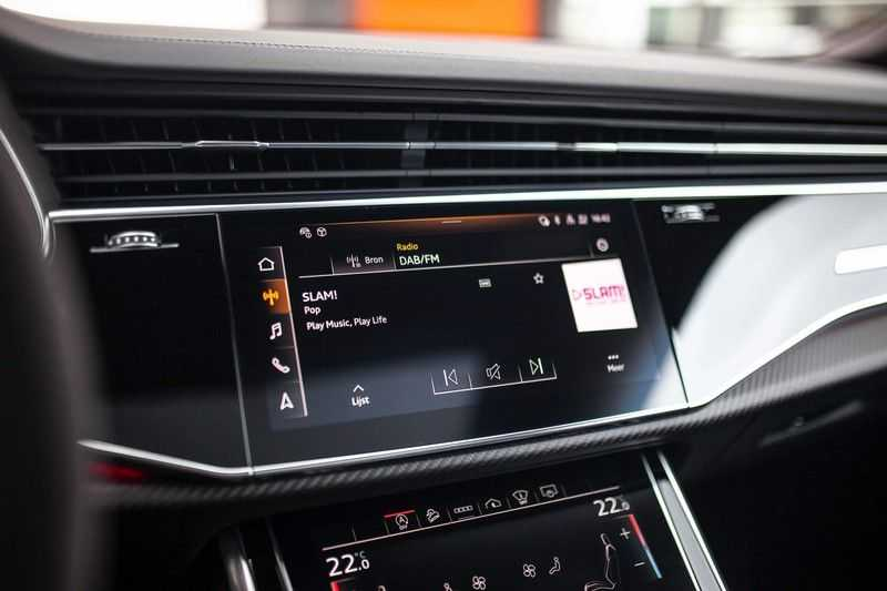 "Audi RS Q8 4.0 TFSI Quattro *RS-Dynamic Plus / Keramisch / Massage / HUD / 23"" / B&O* afbeelding 25"