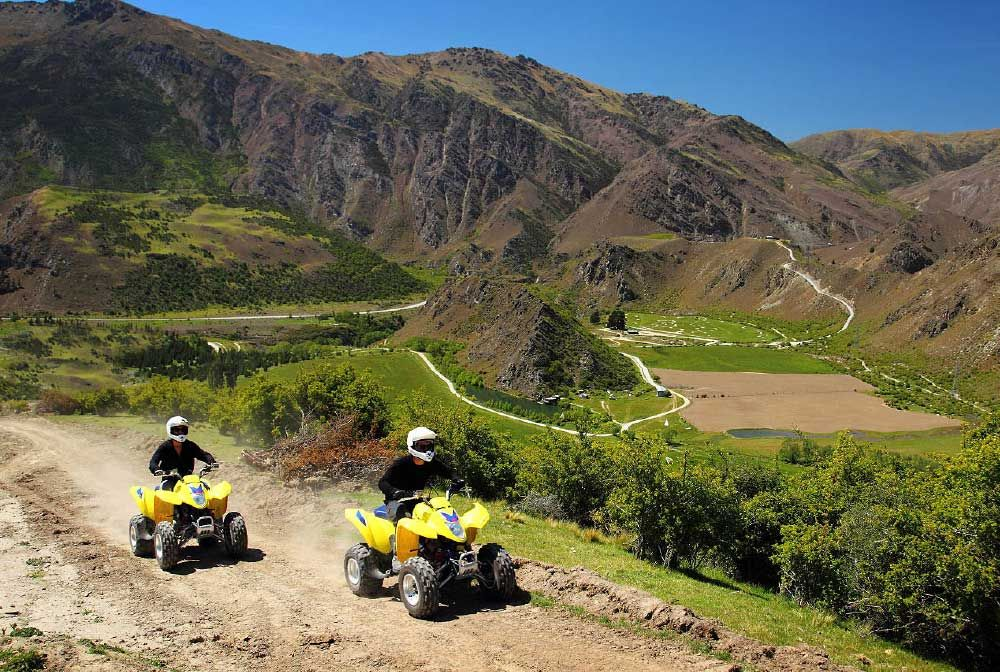 Adventure Quad Biking