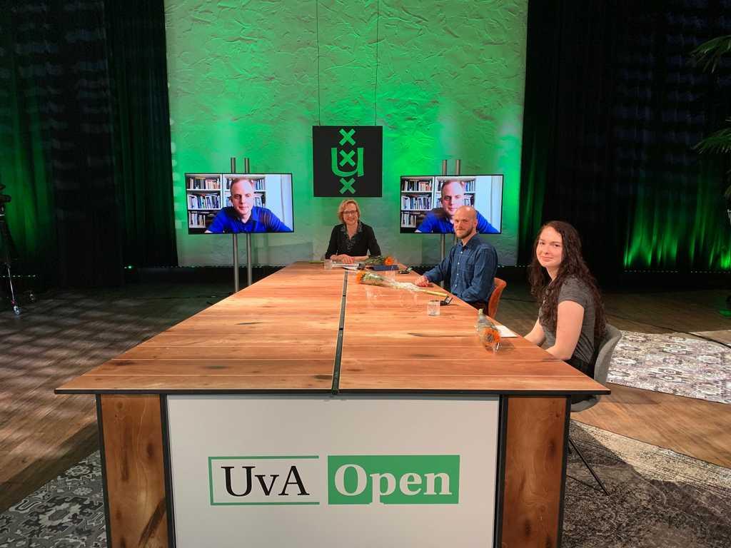 UvA Open Alumni Festival Presentation