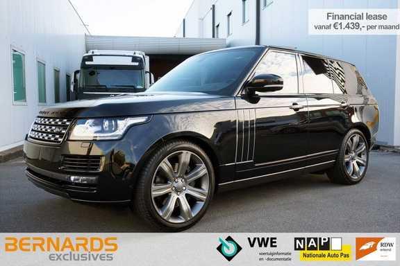 Land Rover Range Rover 4.4 SDV8 SVAutobiography Black