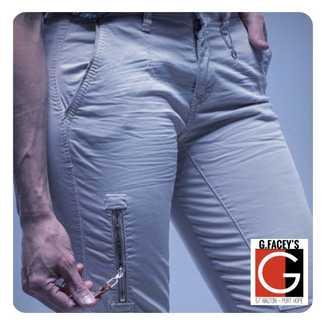 MAC Jeans Rich Cargo Cotton Pants