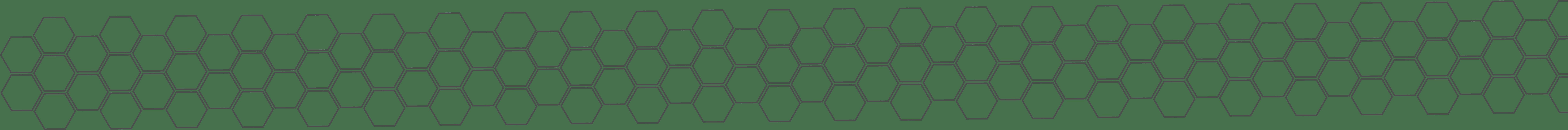 long black honey comb graphic