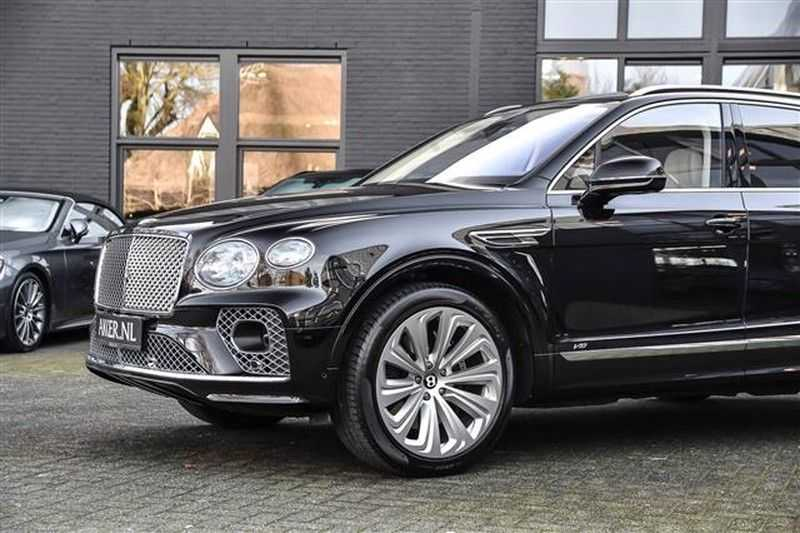 Bentley Bentayga V8 FIRST EDITION MULLINER+22INCH+NAIM+HEADUP afbeelding 8