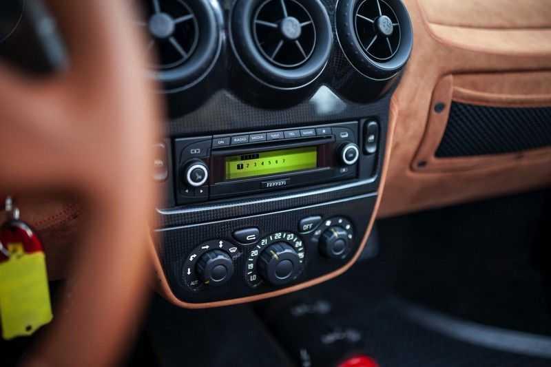 Ferrari F430 4.3 V8 Scuderia Spider 16M afbeelding 10