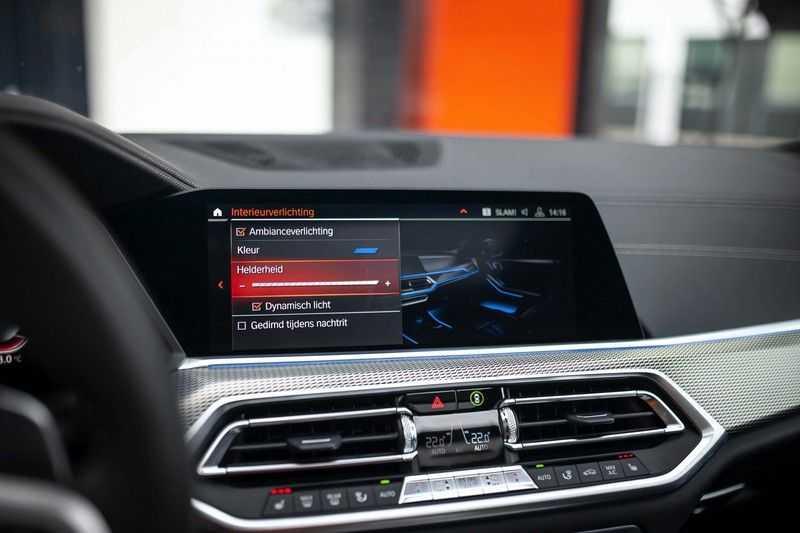 BMW X5 M50d High Executive *Pano / Standkachel / Laserlight / Head-Up* afbeelding 9