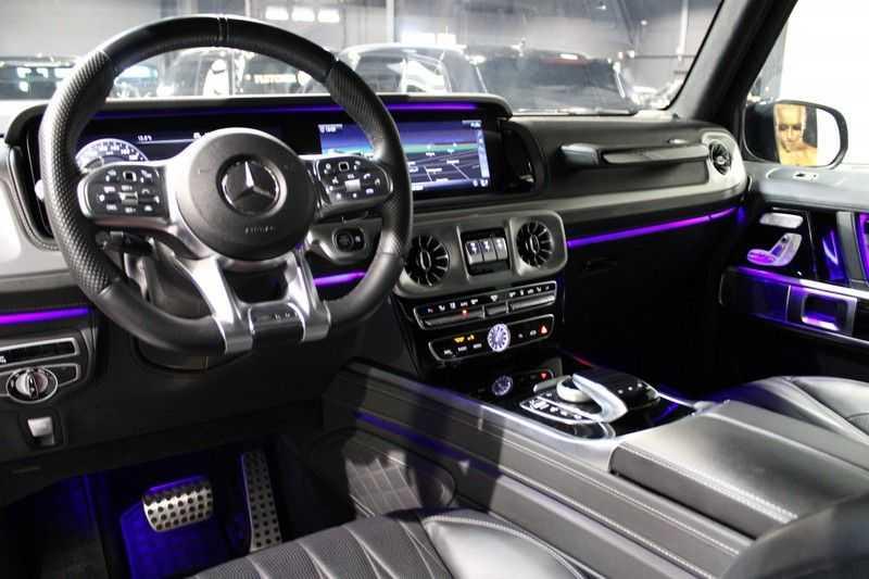 Mercedes-Benz G-Klasse 63 AMG Zeer kompleet! direct leverbaar! afbeelding 11