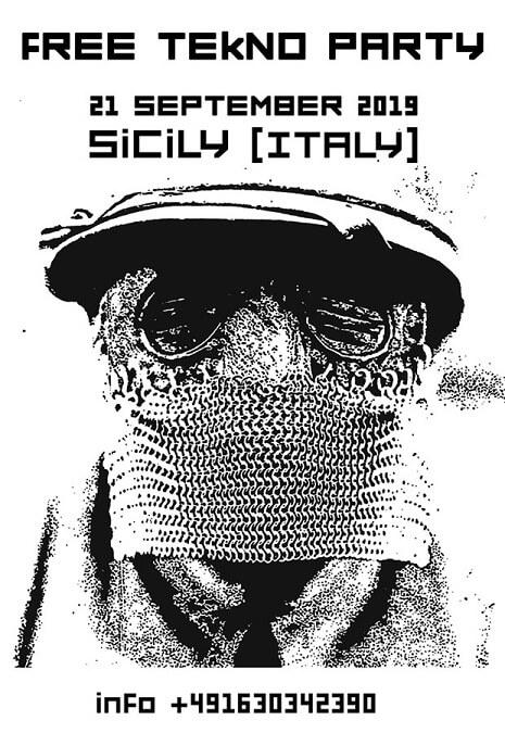 fReE tEkNO PaRty sicily