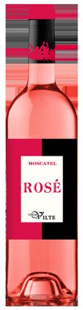 Vino Moscatel Rosé -  Vinos Vilte