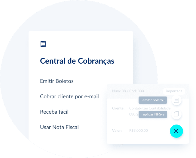 Funcionalidades da Plataforma Contabilizei