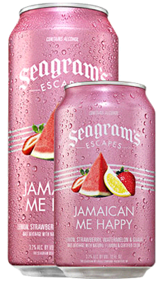 Jamaican Me Happy Can