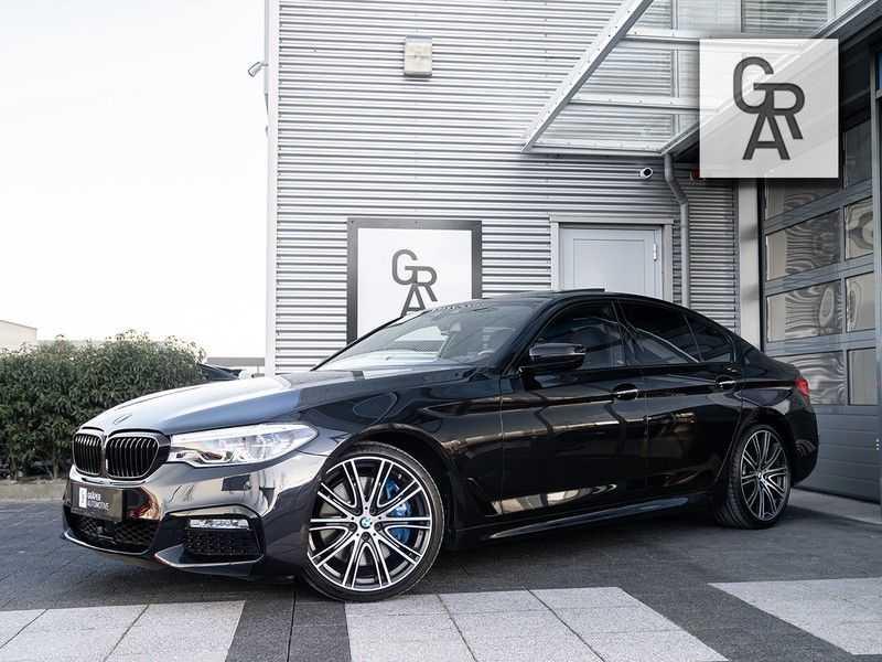 BMW 5 Serie 540i xDrive High Executive afbeelding 4