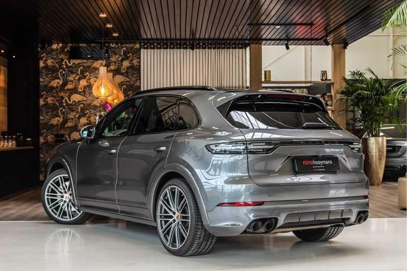 Porsche Cayenne 2.9 S | Sport design Pakket | NP 202.000,- | Panorama | BOSE | Head-Up Display | Innodrive | Trekhaak afbeelding 10