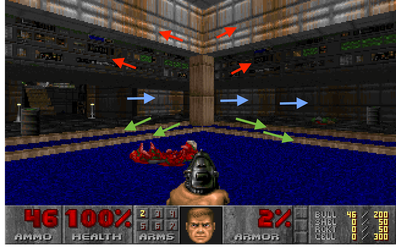 doom screen shot