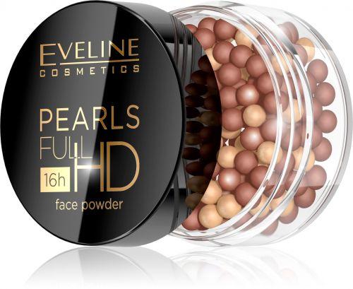EVELINE PEARLS FULL HD púder bronz gyöngyök