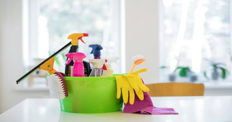 Safe Cleaning Products that aren't actually safe
