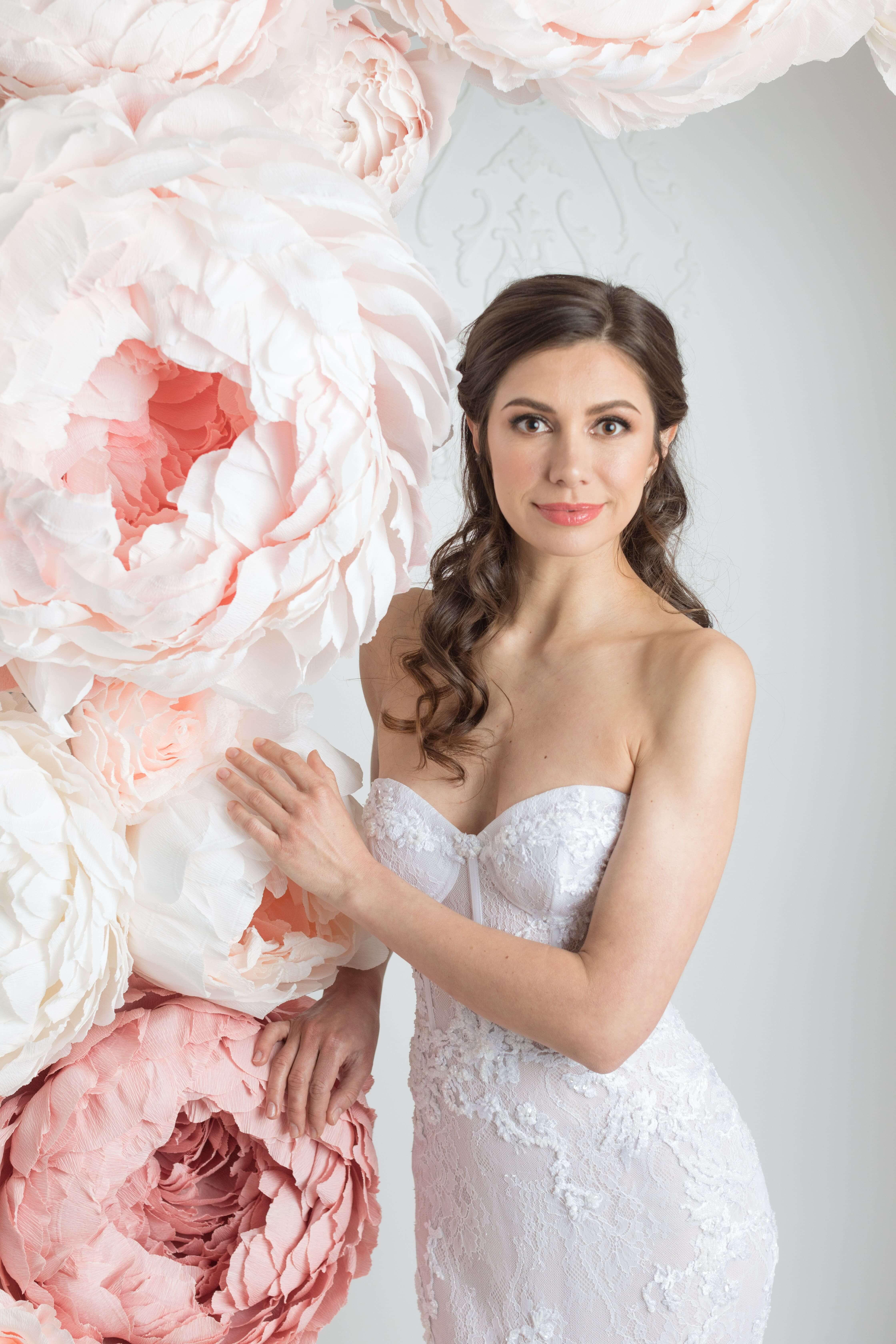 lilia haute couture montreal custom made dress designer