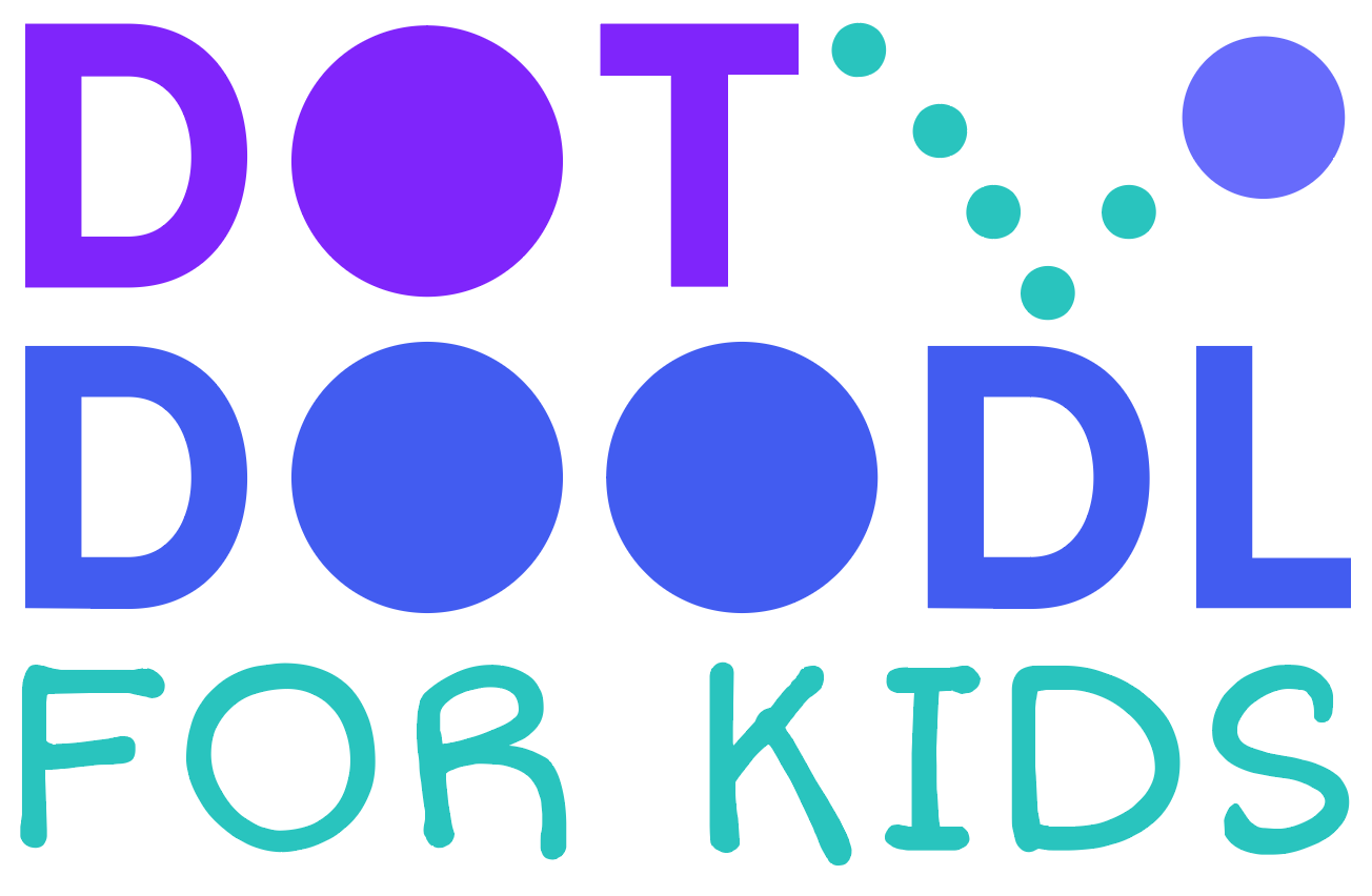 Dot Doodl for Kids logo