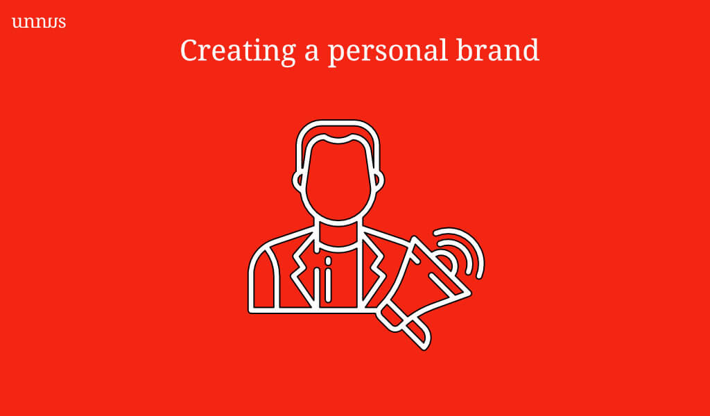 Illustrations of personal branding for doctors