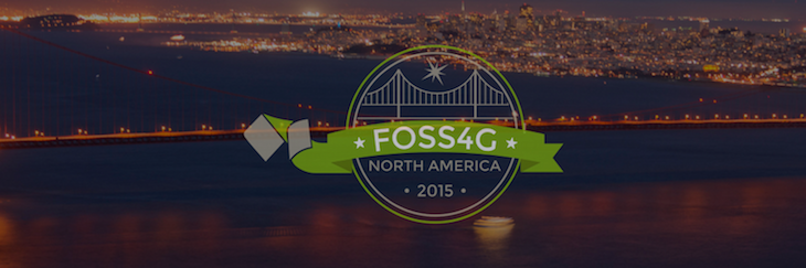 Join Team Fulcrum at FOSS4G-NA 2015!