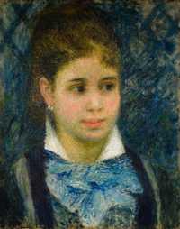 Young Parisian by Pierre Auguste Renoir, Nationalmuseum, Stockholm, Sweden