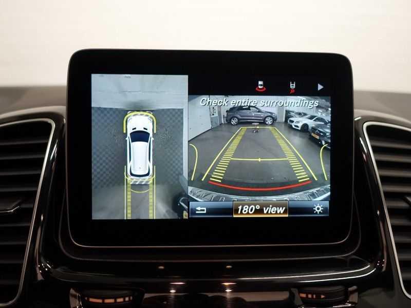 Mercedes-Benz GLE 43 AMG 4MATIC 368pk Aut- Panodak, Leer, Camera, Navi, Full! afbeelding 18