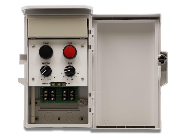 LoRa電磁弁制御端末