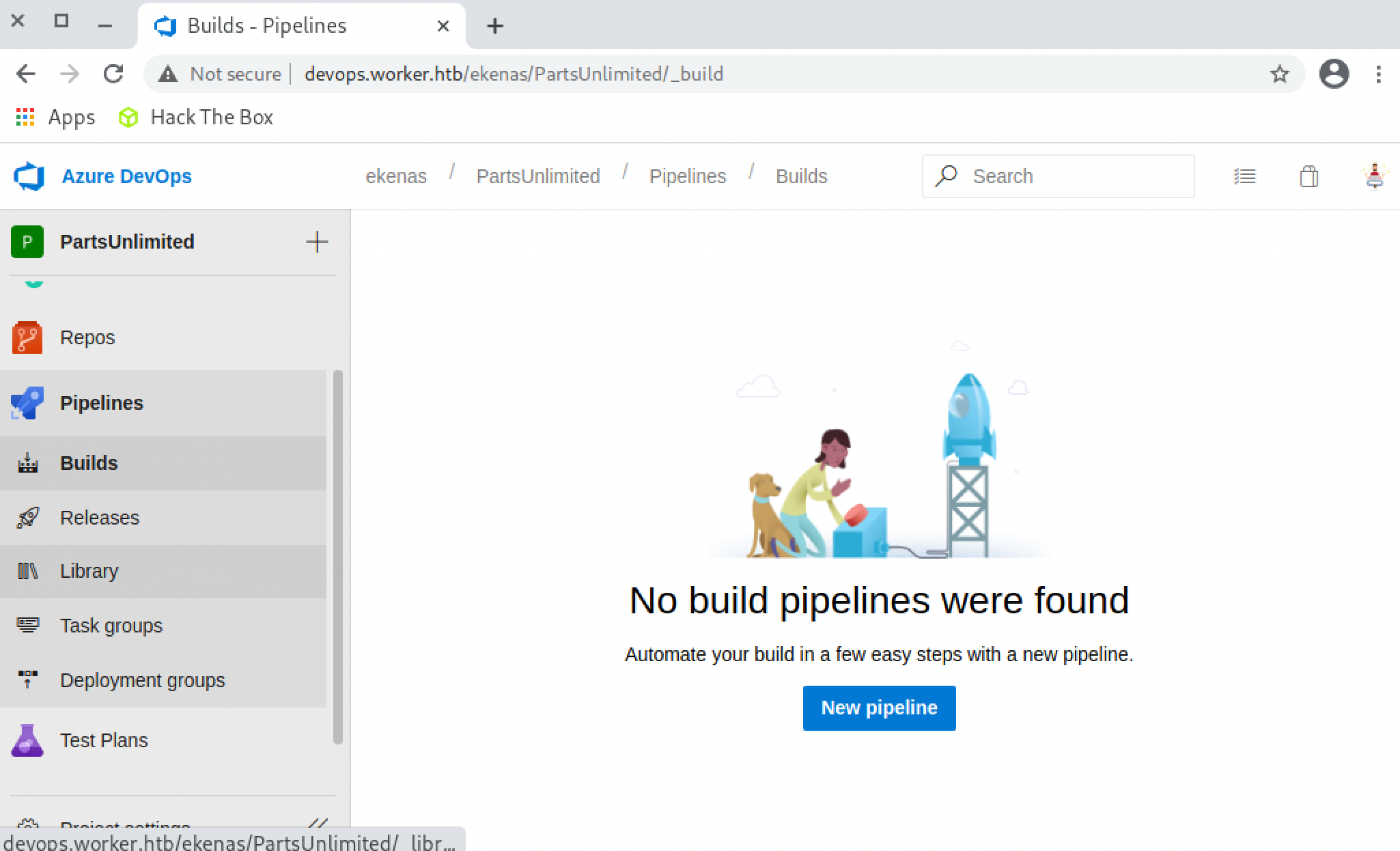 Website Pipelines Devops Worker