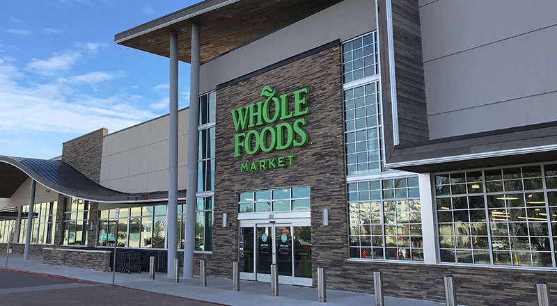 Whole Foods employees organised a global 'sickout' protest.