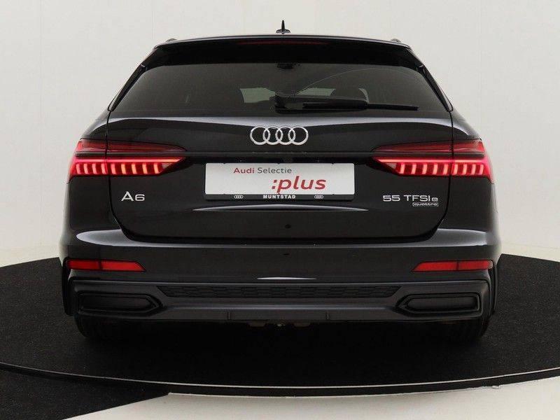 Audi A6 Avant 55 TFSI e 367 pk quattro Competition | Panoramadak | Assistentiepakket Tour | Keyless Entry | Optiekpakket | Trekhaak | Verlengde Fabrieksgarantie afbeelding 8