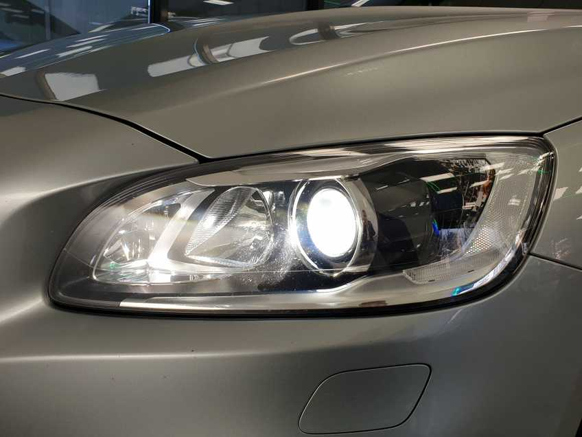 "Volvo V60 2.4 D6 Twin Engine Summum EX BTW Blis Xenon Opendak Navi AD Cruise 18""LM afbeelding 3"