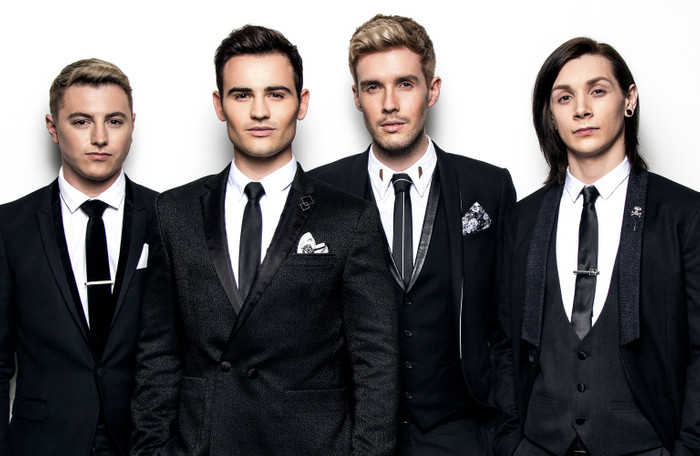 Stars Collabro return to Potters – read our profile on the musical theatre group