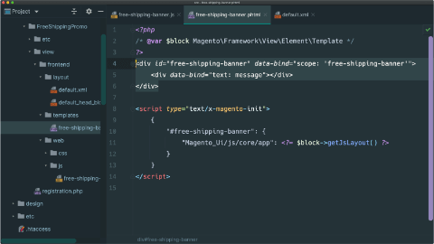 Binding data from UI Components to KnockoutJS