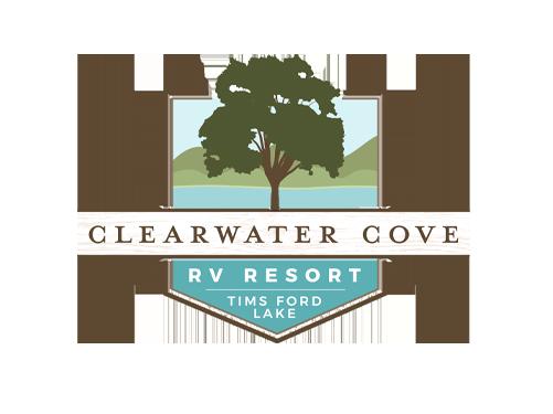 Clearwater Cove RV Resort Logo