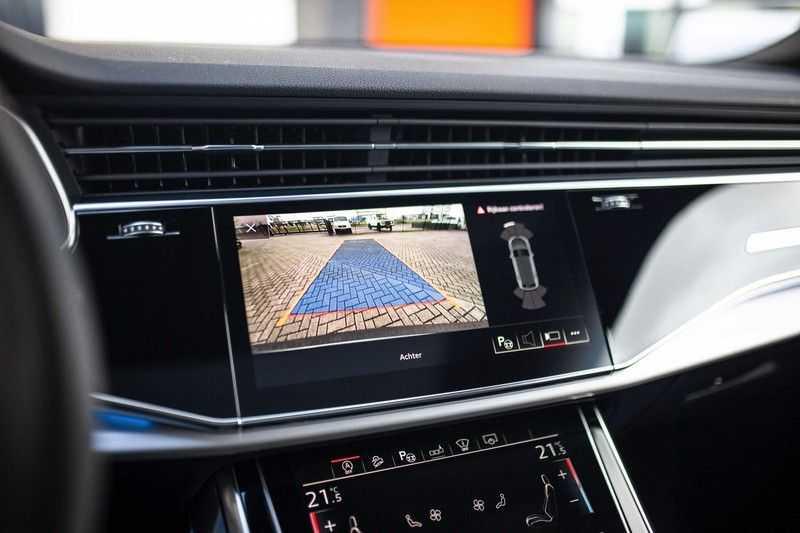 Audi SQ8 4.0 TDI Quattro *S-Sportstoelen / Pano / B&O / HUD / ACC / Nachtzicht* afbeelding 7