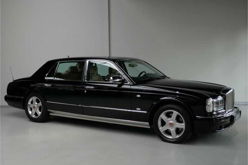Bentley Arnage 6.8 V8 T Mulliner LWB (1 van 95 st) Youngtimer . afbeelding 9