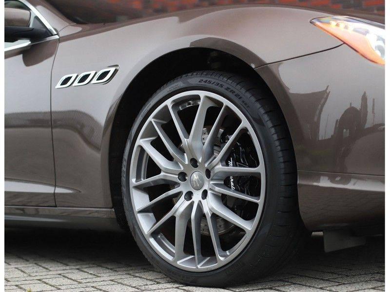 Maserati Quattroporte 3.0 S Q4 *BTW*Schuifdak*Camera*1e eig* afbeelding 12
