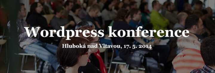 Pozvánka na WordPress konferenci