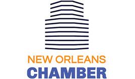 New Orleans Chamber of Commerce Logo