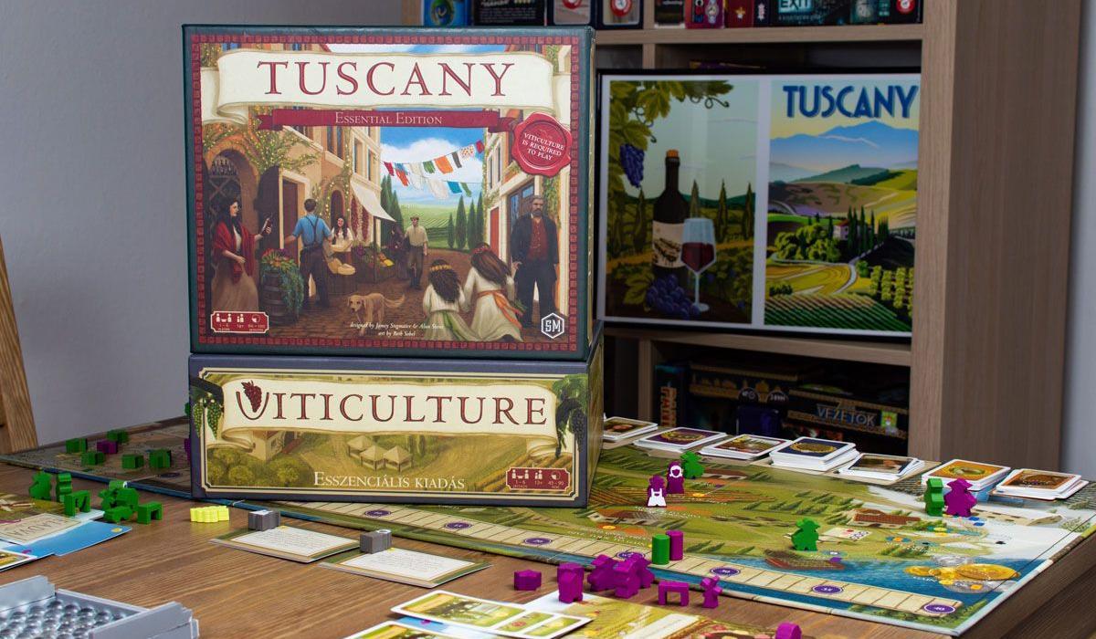 Viticulture: Tuscany – új kihívások 4 évszakon át