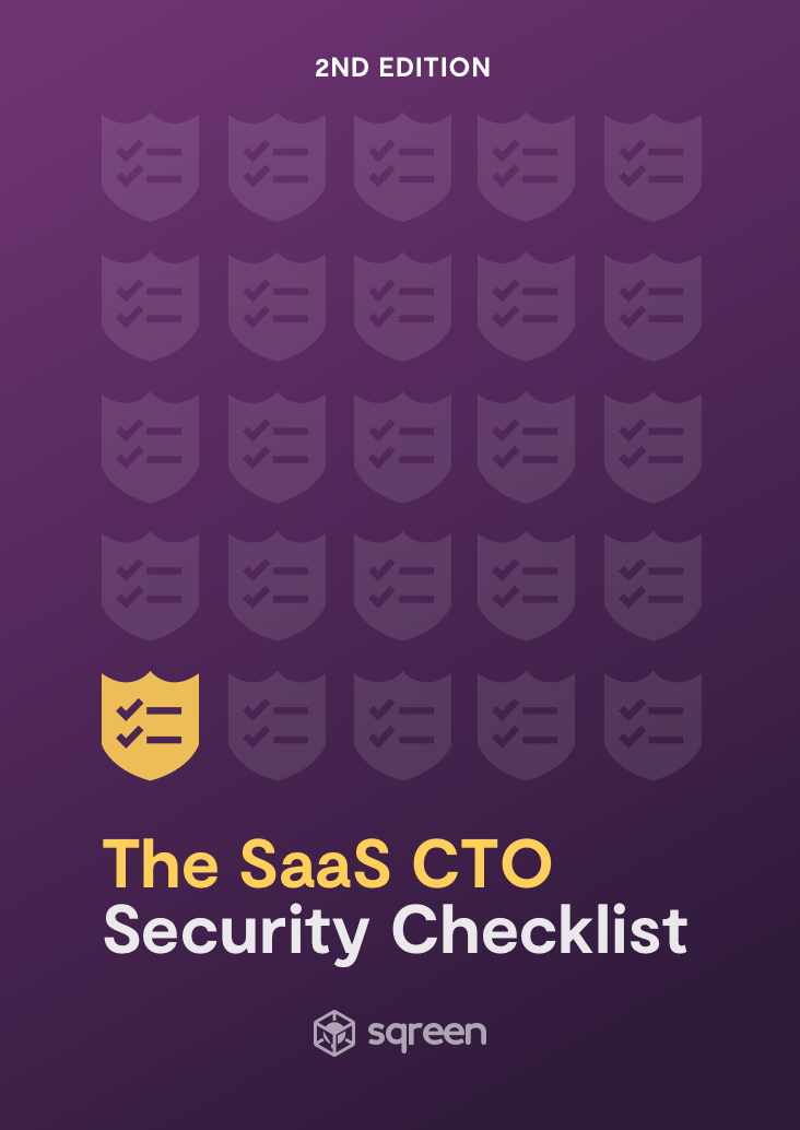 The SaaS CTO Security Checklist