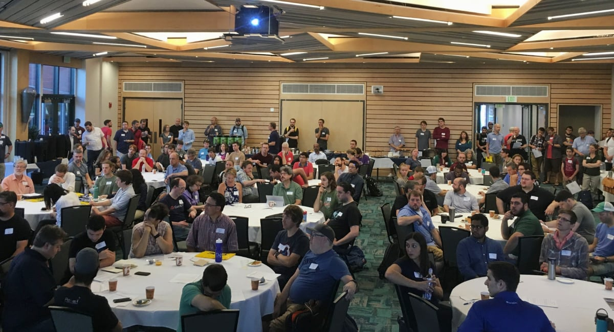 Opening Session talk given at Vermont Code Camp 10