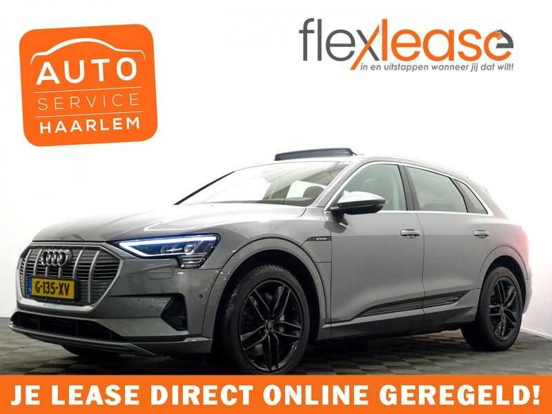Audi e-tron e-tron 50 quattro Launch Edition plus [4% bijtelling] Full options, direct leverbaar