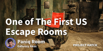 featured image thumbnail for post Creating One Of The First US Escape Rooms