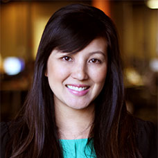 Sandra Nguyen, Vice President of People & Culture