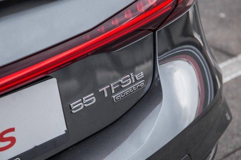 Audi A7 Sportback 55 TFSI e 367 pk Quattro Competition | Verlengde garantie | 2 x S-Line | Nachtzicht-assistent | panorama dak | Head-up display | Trekhaak | 360 camera | Stoelverwarming vóór en achter | afbeelding 15