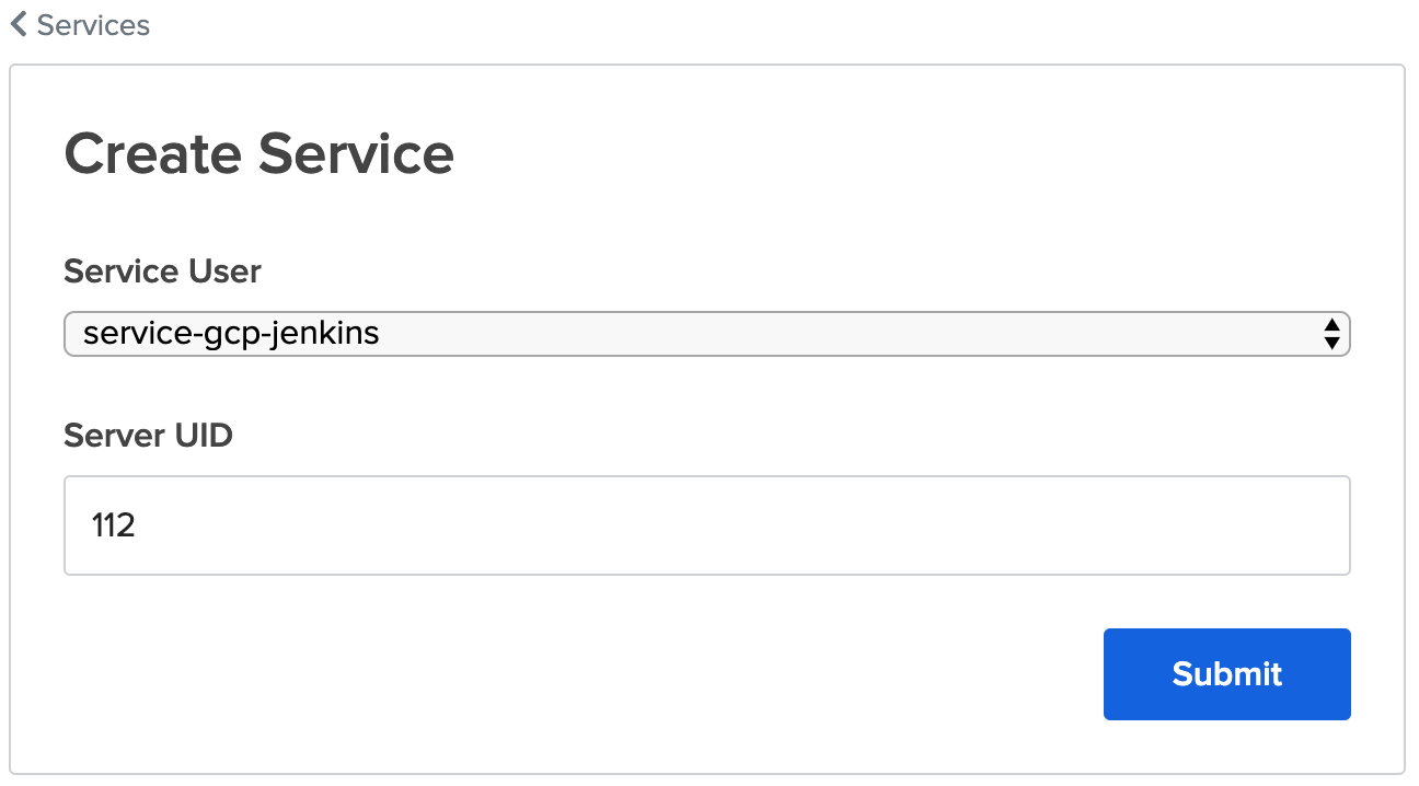 service user
