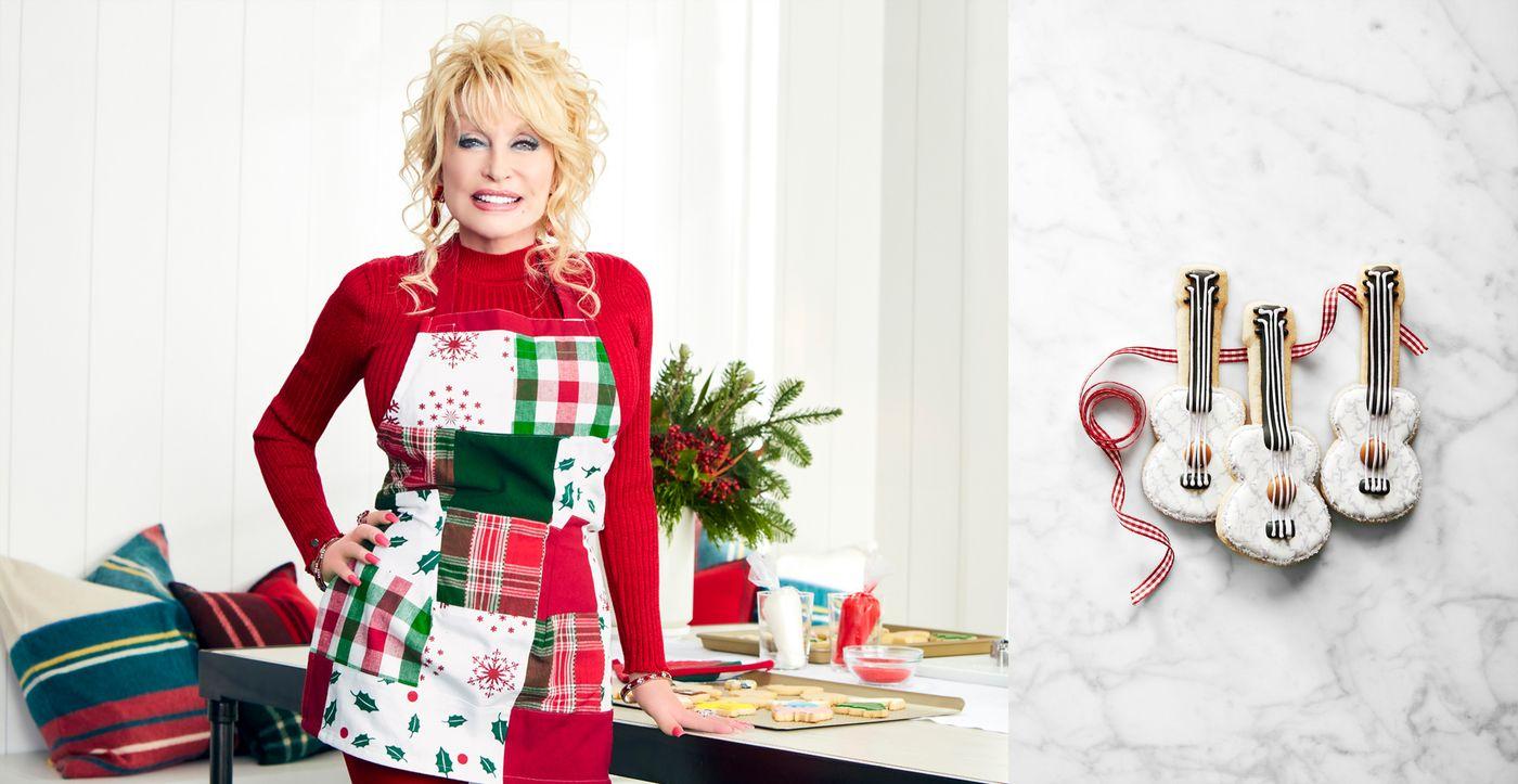 Dolly Parton x William Sonoma Christmas Collection