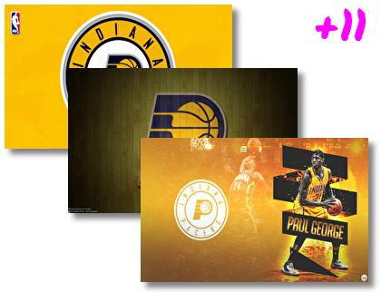 Indiana Pacers theme pack